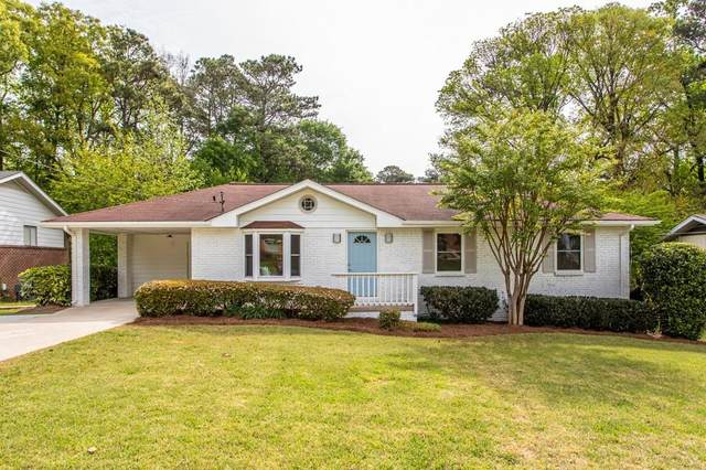 3093 Mount Olive Drive, Decatur, GA 30033 (MLS #6875500) :: The Zac Team @ RE/MAX Metro Atlanta