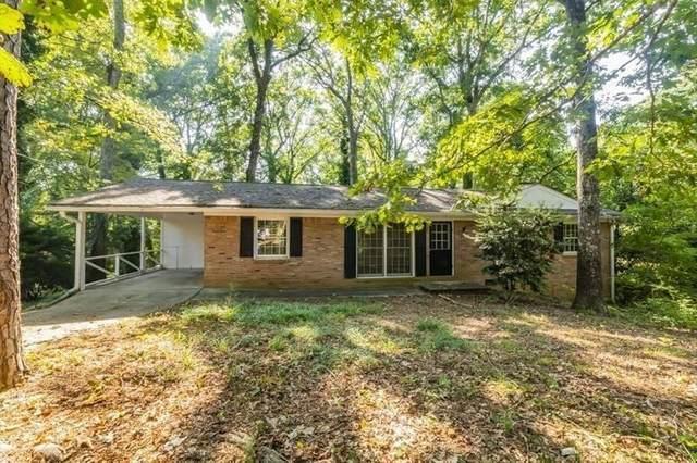 437 Mount Vista Road, Stone Mountain, GA 30087 (MLS #6875505) :: North Atlanta Home Team