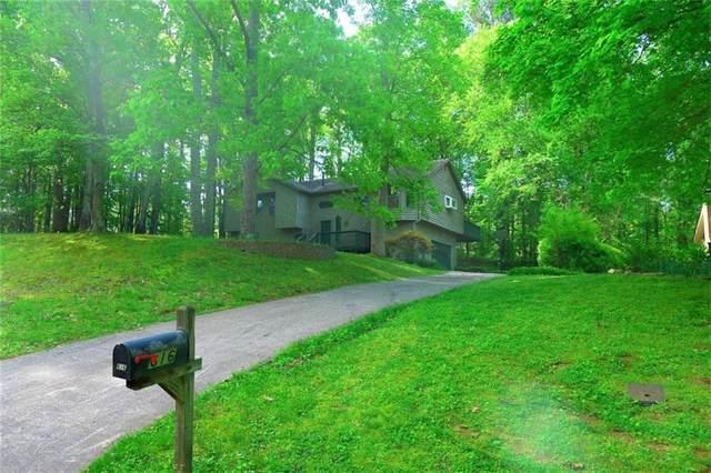 616 Rivercrest Drive, Woodstock, GA 30188 (MLS #6875545) :: HergGroup Atlanta