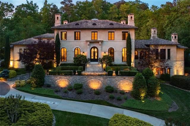 4875 Jett Road, Sandy Springs, GA 30327 (MLS #6875561) :: Scott Fine Homes at Keller Williams First Atlanta