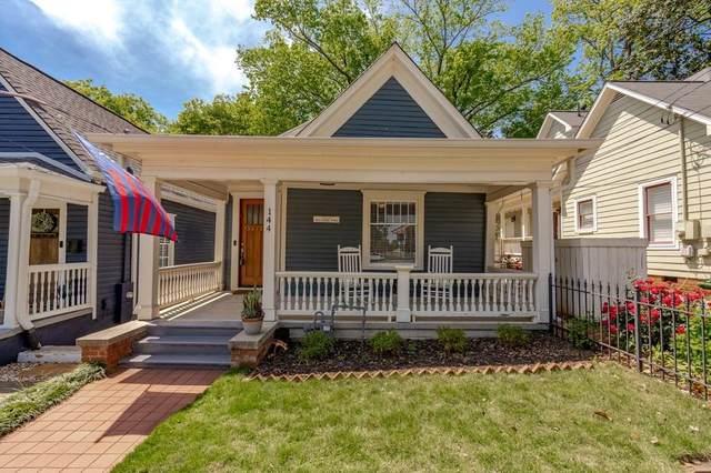 144 Howell Street NE, Atlanta, GA 30312 (MLS #6875572) :: The Justin Landis Group