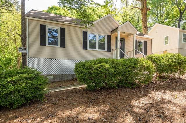 1167 Gun Club Road NW, Atlanta, GA 30318 (MLS #6875578) :: Compass Georgia LLC