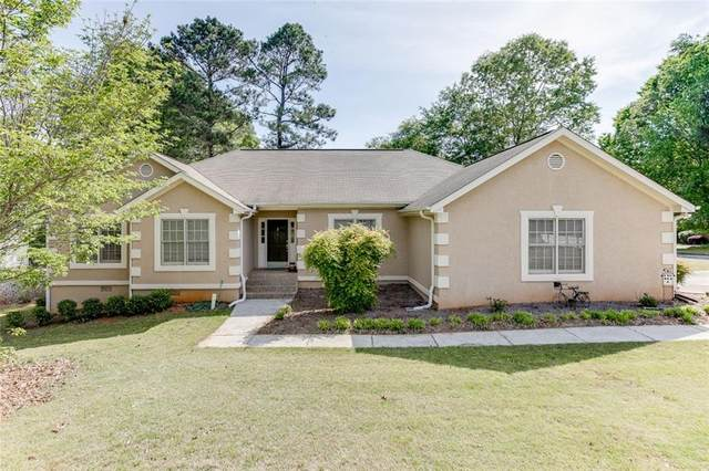 100 Timber Springs Way, Lawrenceville, GA 30043 (MLS #6875595) :: Path & Post Real Estate