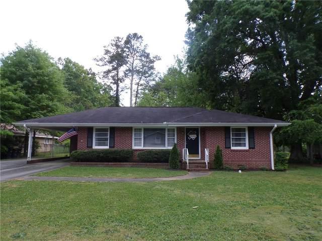 204 Pine View Way NE, Rome, GA 30161 (MLS #6875600) :: North Atlanta Home Team