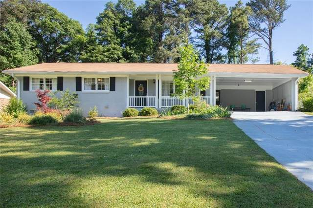 3796 Sarahs Lane, Tucker, GA 30084 (MLS #6875618) :: North Atlanta Home Team