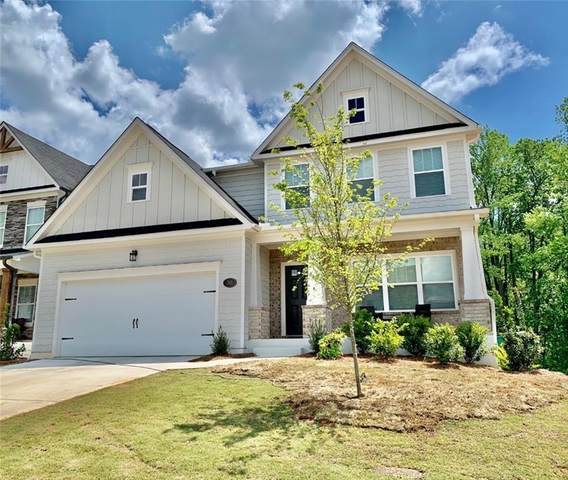 319 Coppergate Court, Holly Springs, GA 30115 (MLS #6875637) :: North Atlanta Home Team