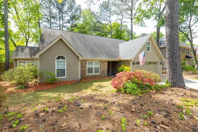 5686 Fairwood Drive NW, Acworth, GA 30101 (MLS #6875648) :: North Atlanta Home Team