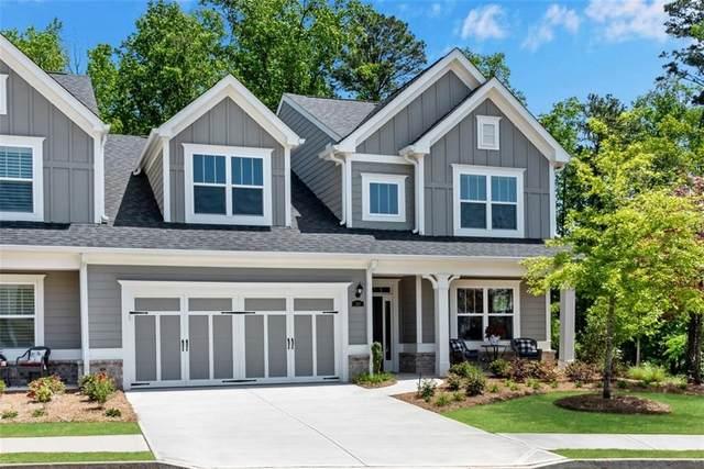 334 Cherokee Station Circle, Woodstock, GA 30188 (MLS #6875662) :: Path & Post Real Estate