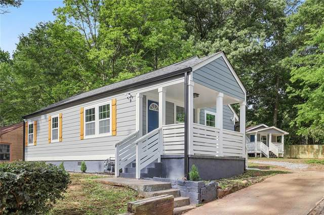1093 Edgefield Drive SW, Atlanta, GA 30310 (MLS #6875675) :: North Atlanta Home Team