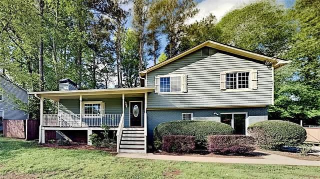 2740 Bankstone Drive SW, Marietta, GA 30064 (MLS #6875687) :: North Atlanta Home Team