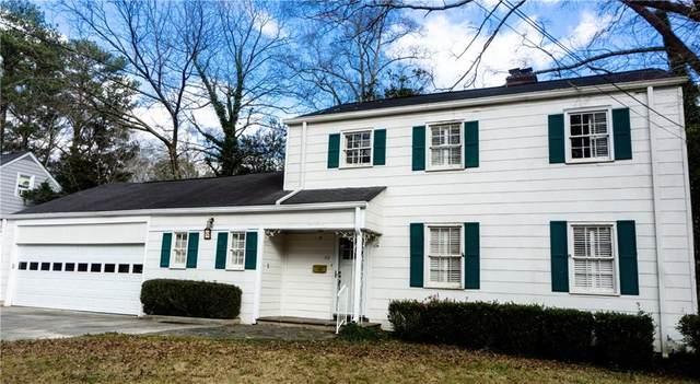 52 Berkeley Road, Avondale Estates, GA 30002 (MLS #6875727) :: North Atlanta Home Team