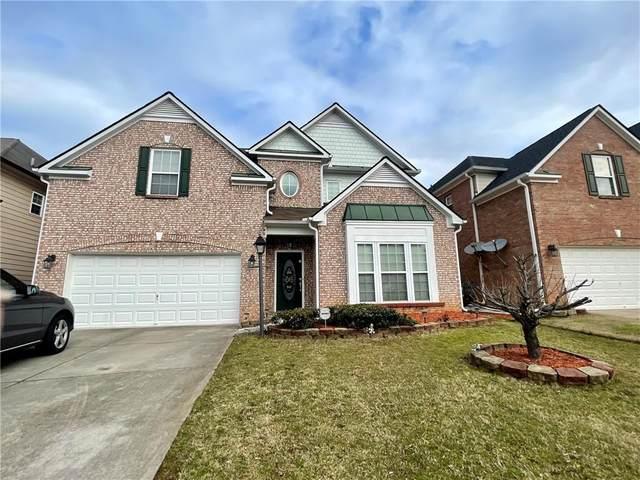5881 Rue Villa Lane, Tucker, GA 30084 (MLS #6875729) :: North Atlanta Home Team