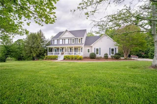 7530 Goodson Road, Dawsonville, GA 30534 (MLS #6875752) :: North Atlanta Home Team