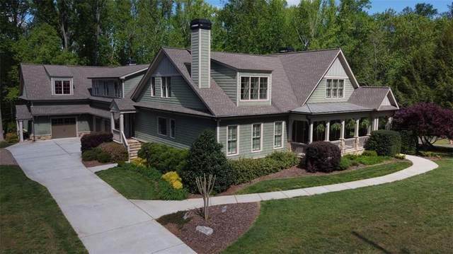 2221 Acworth Due West Road NW, Kennesaw, GA 30152 (MLS #6875805) :: The Heyl Group at Keller Williams