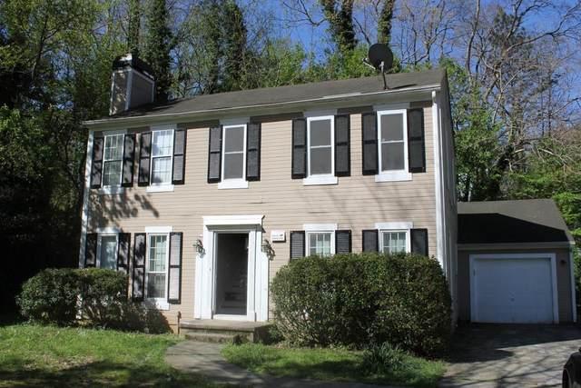 527 Crestridge Court, Stone Mountain, GA 30083 (MLS #6875814) :: North Atlanta Home Team