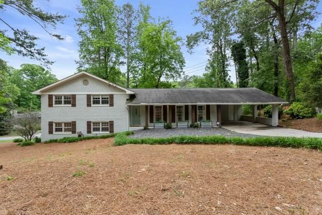 2717 Galahad Drive NE, Atlanta, GA 30345 (MLS #6875816) :: Path & Post Real Estate