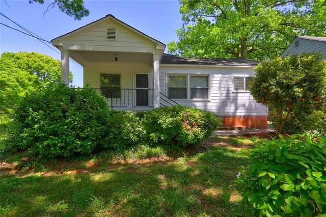 1493 Saint Michael Avenue, East Point, GA 30344 (MLS #6875838) :: North Atlanta Home Team