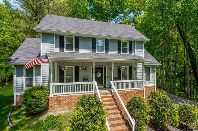 2282 Ivy Crest Drive, Buford, GA 30519 (MLS #6875888) :: Path & Post Real Estate