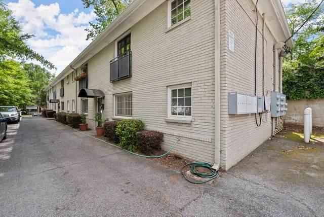 798 Saint Charles Avenue NE #10, Atlanta, GA 30306 (MLS #6875896) :: Good Living Real Estate