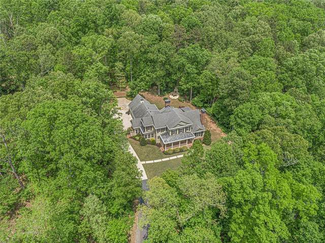 205 Iron Mountain Road, Canton, GA 30115 (MLS #6875919) :: The Hinsons - Mike Hinson & Harriet Hinson