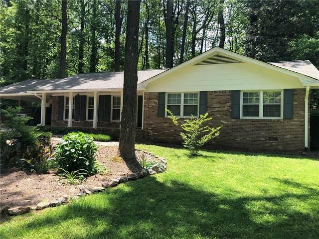 453 Ben Avenue SW, Lilburn, GA 30047 (MLS #6875937) :: Good Living Real Estate