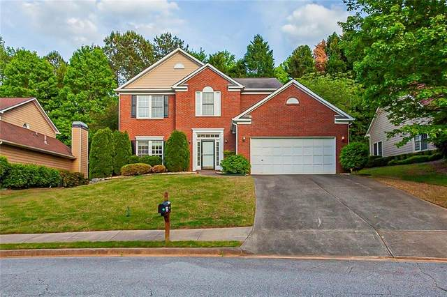 4954 Marsh Hawk Trail, Norcross, GA 30092 (MLS #6875966) :: North Atlanta Home Team