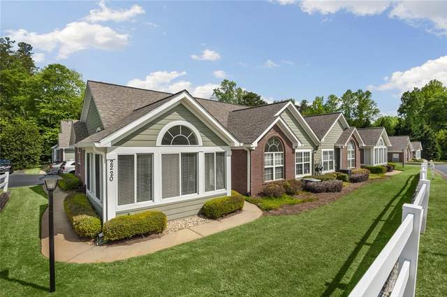 2220 Carefree Circle #5, Marietta, GA 30062 (MLS #6875975) :: Good Living Real Estate
