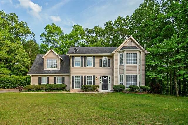 5785 Shoal Creek Drive, Douglasville, GA 30135 (MLS #6875982) :: North Atlanta Home Team