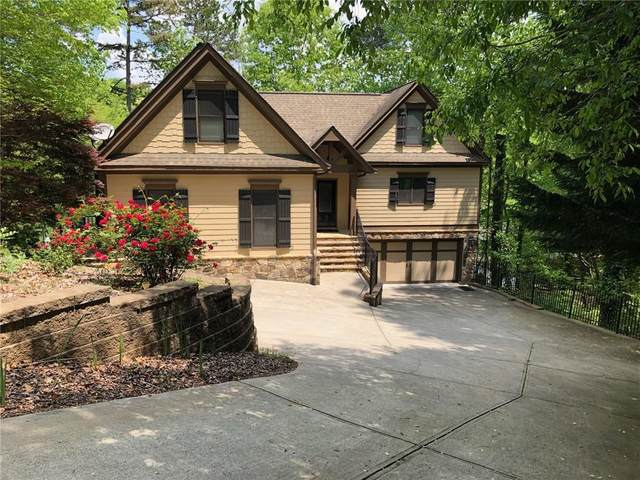 6233 Shoreland Circle, Buford, GA 30518 (MLS #6875993) :: Lucido Global