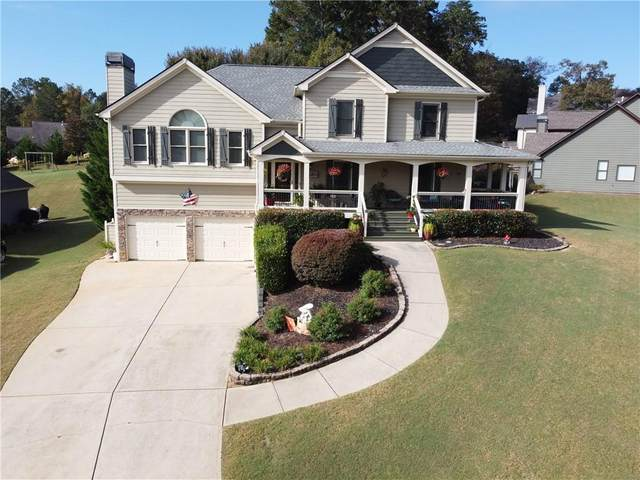111 N Mountain Brooke Drive, Ball Ground, GA 30107 (MLS #6876019) :: North Atlanta Home Team