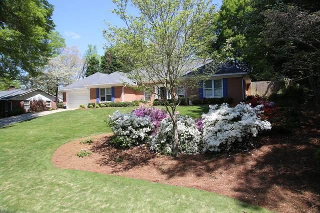 2880 Country Squire Lane, Decatur, GA 30033 (MLS #6876027) :: North Atlanta Home Team