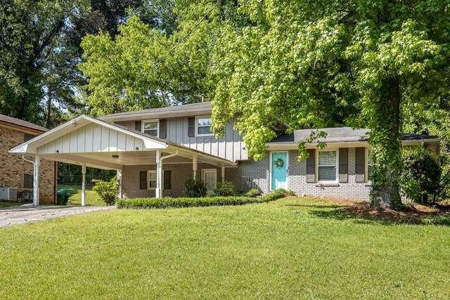 2139 Troutdale Drive, Decatur, GA 30032 (MLS #6876028) :: The Zac Team @ RE/MAX Metro Atlanta
