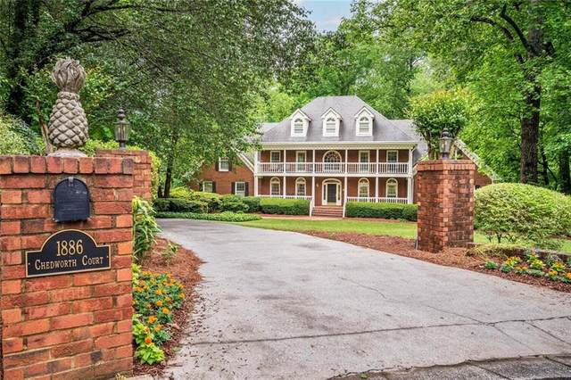1886 Chedworth Court, Stone Mountain, GA 30087 (MLS #6876036) :: North Atlanta Home Team