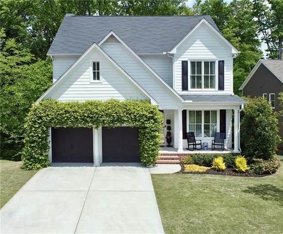 2181 Collins Ridge Drive NW, Atlanta, GA 30318 (MLS #6876057) :: North Atlanta Home Team