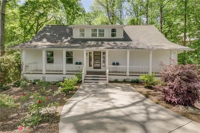 4678 Cherry Way SE, Marietta, GA 30067 (MLS #6876076) :: North Atlanta Home Team