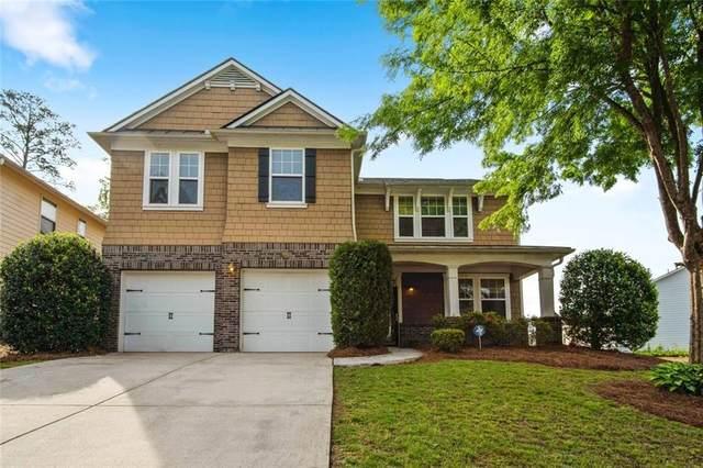 4346 Alysheba Drive, Fairburn, GA 30213 (MLS #6876078) :: North Atlanta Home Team