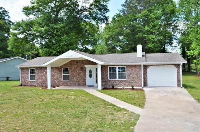 137 Vickie Drive, Hiram, GA 30141 (MLS #6876088) :: Kennesaw Life Real Estate