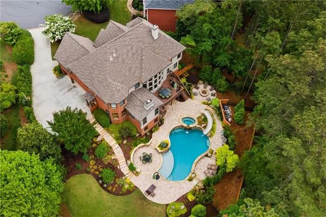 345 Tividale Court, Alpharetta, GA 30022 (MLS #6876101) :: North Atlanta Home Team