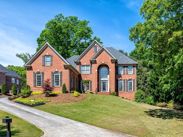 6115 Laurel Oak Drive, Suwanee, GA 30024 (MLS #6876102) :: North Atlanta Home Team
