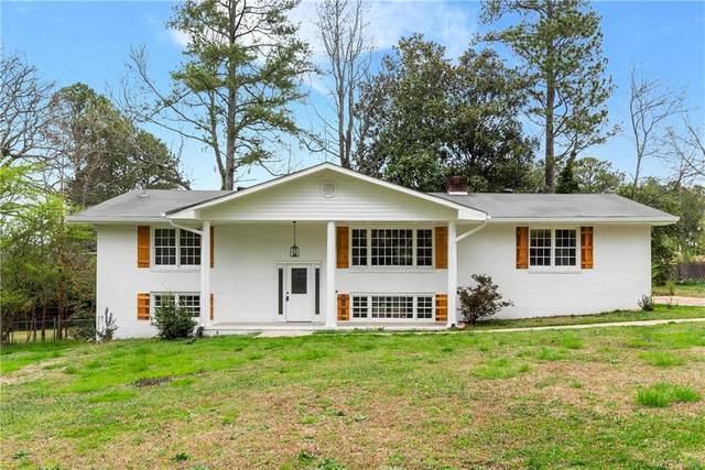 12 Greenleaf Drive SW, Rome, GA 30165 (MLS #6876115) :: Path & Post Real Estate