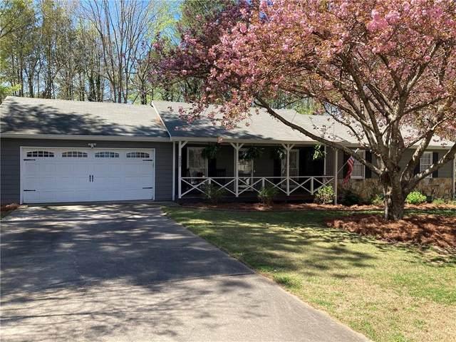 2090 Amber Creek Drive, Buford, GA 30519 (MLS #6876141) :: The Hinsons - Mike Hinson & Harriet Hinson