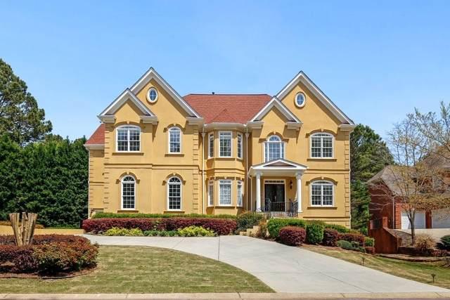 886 Hyde Road, Marietta, GA 30068 (MLS #6876145) :: Good Living Real Estate