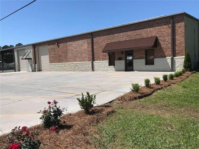 100 Stone Loop, Calhoun, GA 30701 (MLS #6876175) :: The Gurley Team