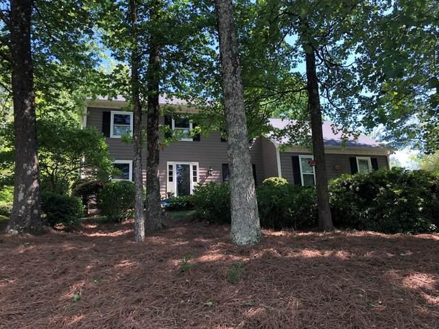 2317 Marneil Drive NE, Marietta, GA 30062 (MLS #6876185) :: Good Living Real Estate