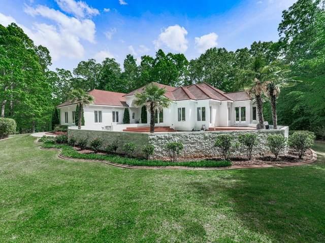3205 Burnt Hickory Road NW, Marietta, GA 30064 (MLS #6876204) :: Path & Post Real Estate
