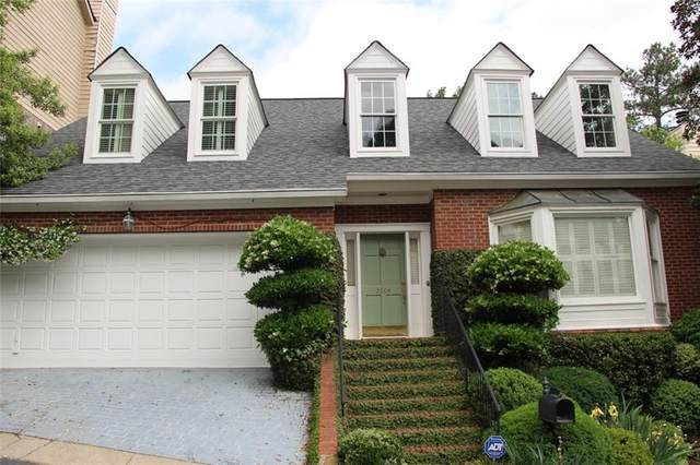 2864 Kingsland Court SE, Atlanta, GA 30339 (MLS #6876211) :: North Atlanta Home Team