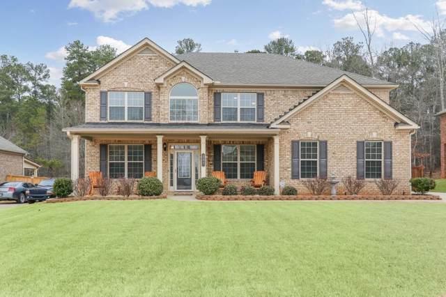 201 Aylesbury Boulevard, Mcdonough, GA 30252 (MLS #6876217) :: Path & Post Real Estate