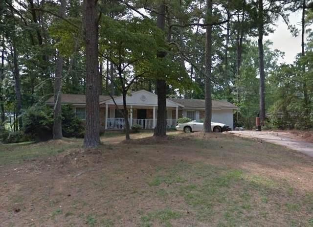438 Mount Vista Road, Stone Mountain, GA 30087 (MLS #6876224) :: North Atlanta Home Team