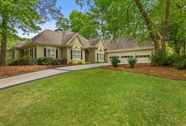 1338 Marietta Country Club Drive, Kennesaw, GA 30152 (MLS #6876261) :: Path & Post Real Estate