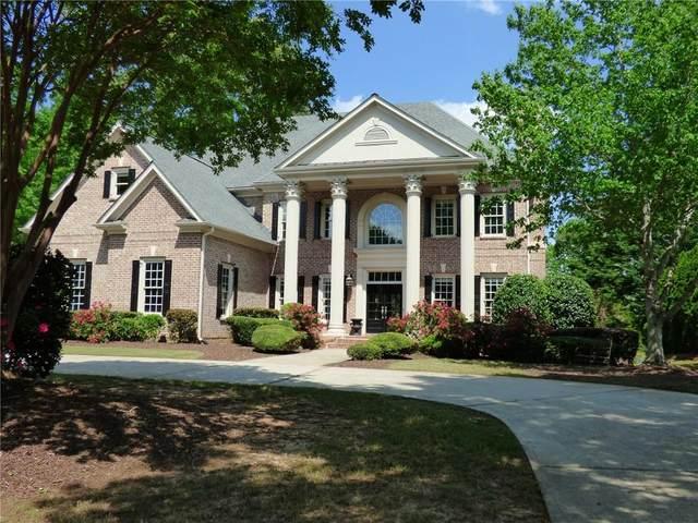 5370 Laurel Oak Drive, Suwanee, GA 30024 (MLS #6876264) :: Kennesaw Life Real Estate